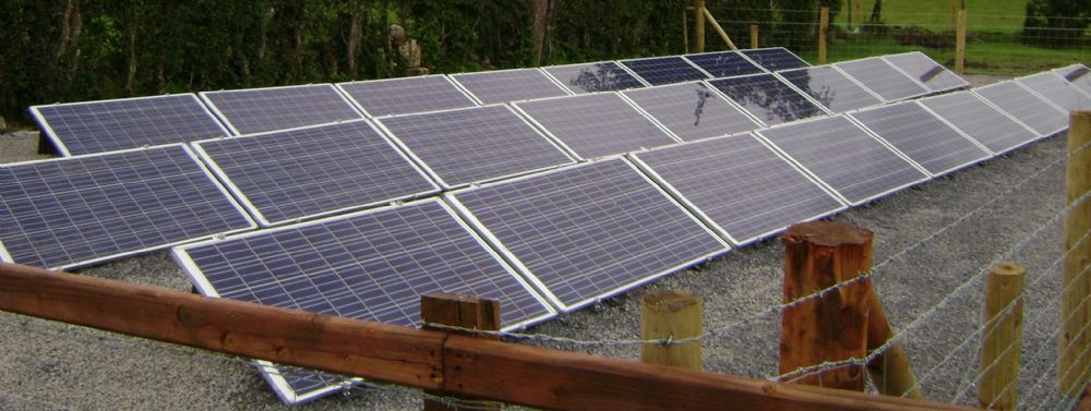 Eco Systems Direct Renewable Energy Solar Panels